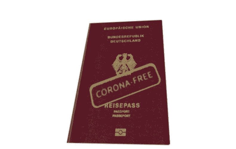 Corona vaccination passport gains traction