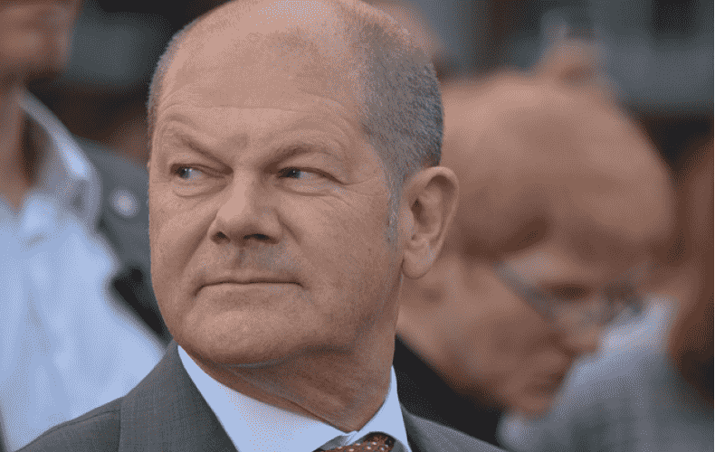 Scholz wants higher taxes for high earners