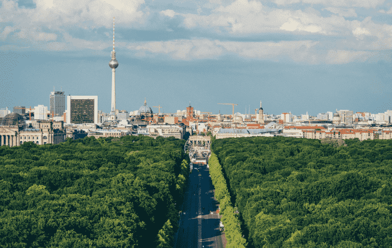 How the Easter weekend went in Berlin
