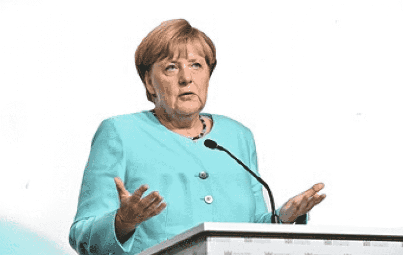 Merkel lockdown update review