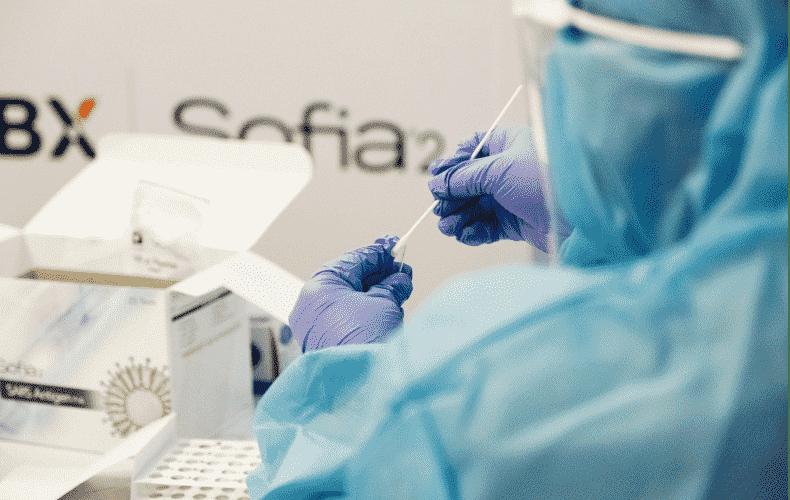 Berlin Senate restricts mandatory testing