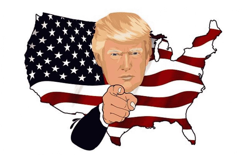 Trump demands corona reparations from China