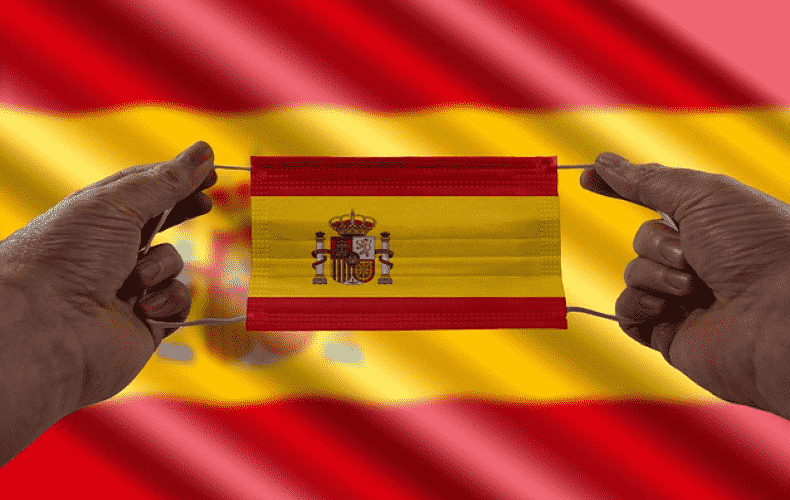 Fifth corona wave in Spain, virus now affecting young people