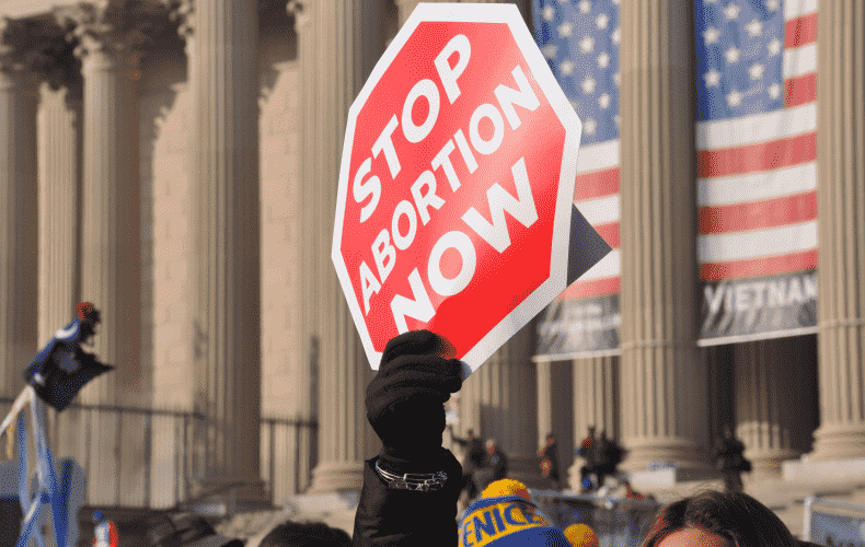 US state of Texas bans almost all abortions