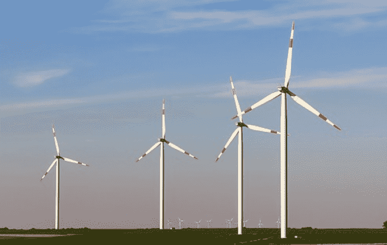 More than 400 wind turbines in Brandenburg to be decommissioned