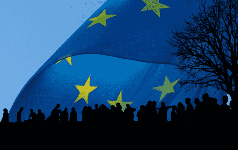 Significantly more asylum applications in the EU